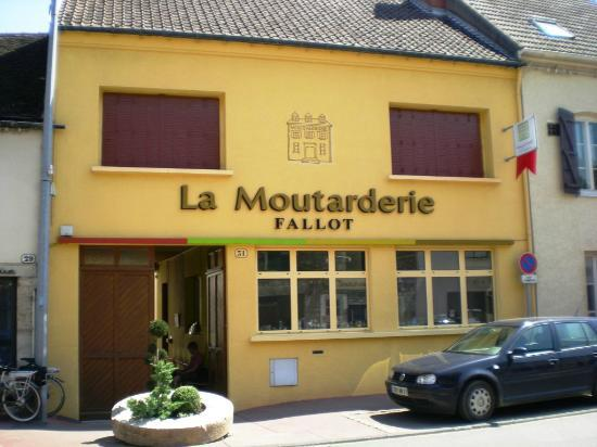 La moutarderie fallot picture of la moutarderie fallot beaune tripadvisor - Moutarderie fallot visite ...