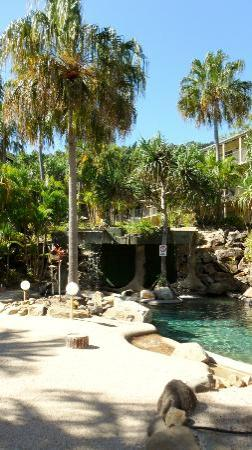 Club Crocodile Hotel, Airlie Beach: pool