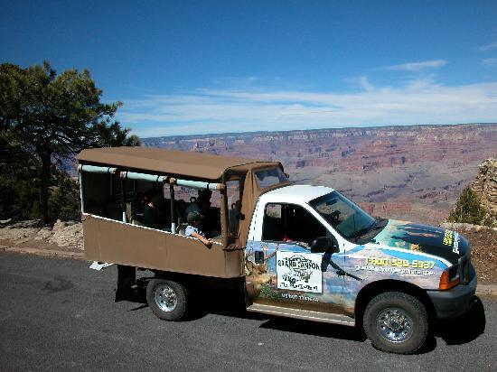 Inner Grand Canyon Jeep Tours