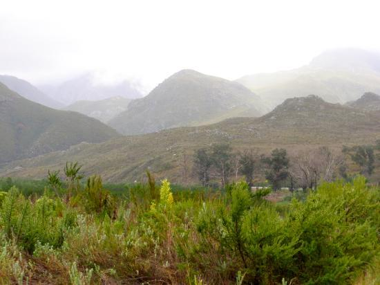 Franschhoek Pass: Mystical Mountain Pass