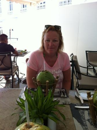 Belmond Copacabana Palace: Hev With a Coconut Water!