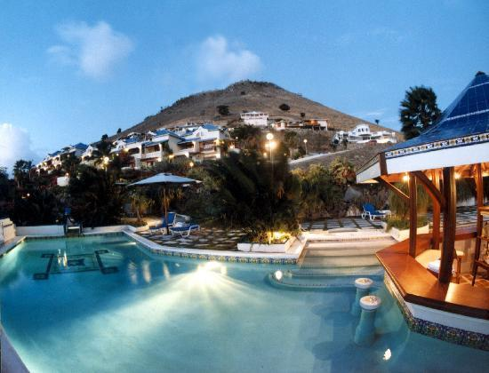 Grand Case, Saint-Martin : On the Hill, Above the Rest!