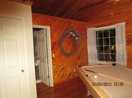 Mountain Rentals of Gatlinburg: livingroom