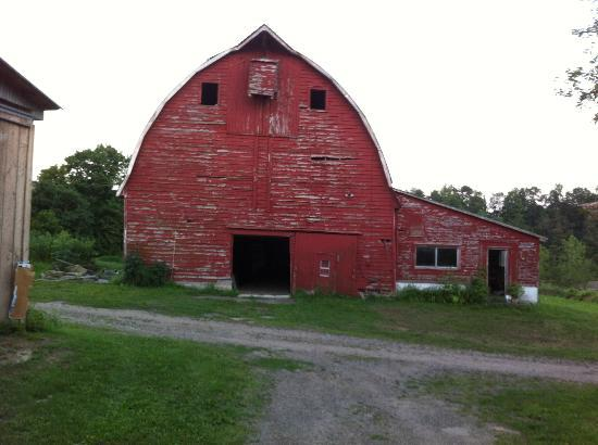 Saint Johnsville, NY: Cool barn on property