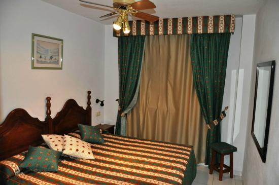 Tropical Park: bedroom