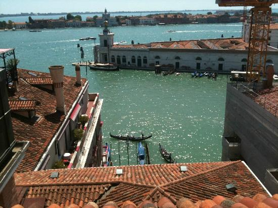 Bauer Il Palazzo: view from deck