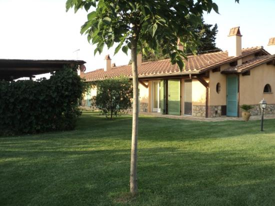 Agriturismo Il Lentisco : View of our holiday apartment