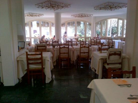 Hotel Atlantico: Dining room