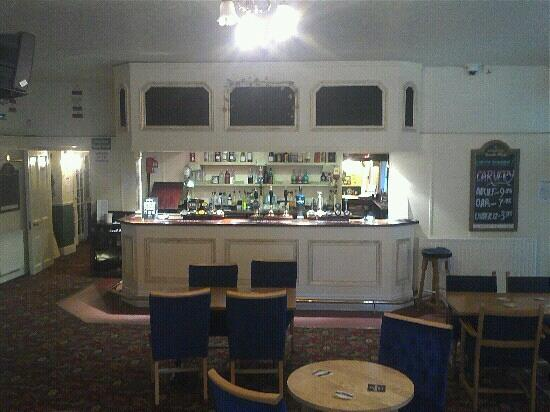 Lanner, UK: main bar.