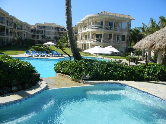 Cabarete East Beachfront Resort: pool