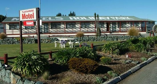 Tuatapere Motel, Shooters Backpackers and Holiday Park