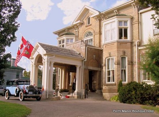 ‪Perth Manor Boutique Hotel‬