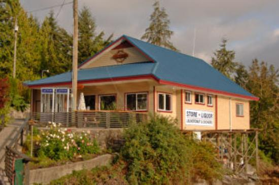 Bathgate General Store, Resort & Marina