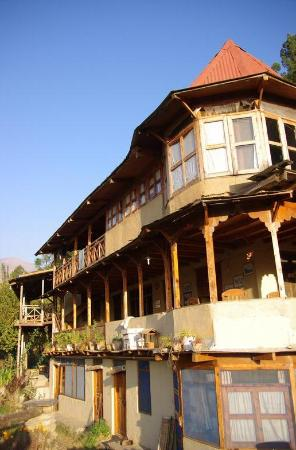 Himalayan Orchard Huts