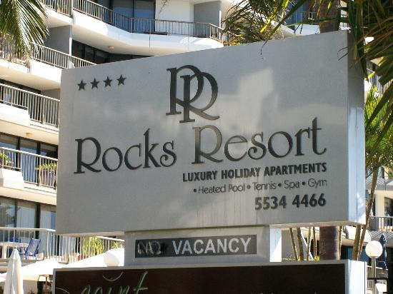 ‪The Rocks Resort‬