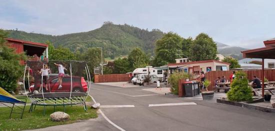 ‪Nelson City Holiday Park & Motels‬