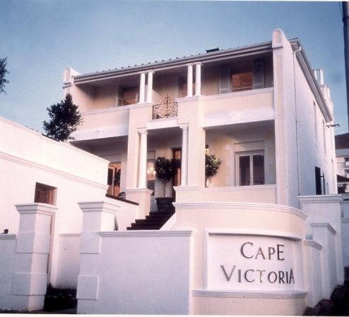 Cape victoria guest house pension kapstadt s dafrika for Cheapest houses in victoria