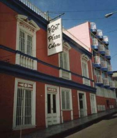 Photo of Hotel Plaza Colon Arica