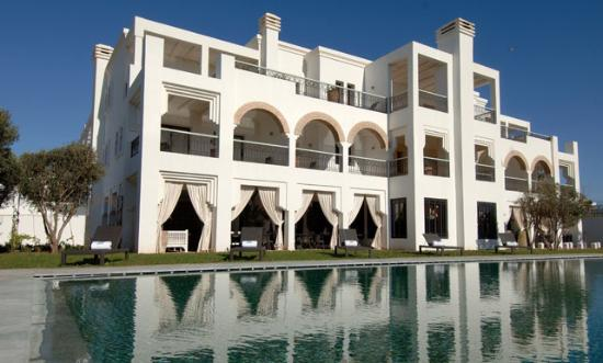 Riad Villa Blanche