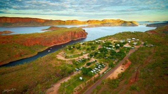 Lake Argyle Resort & Caravan Park