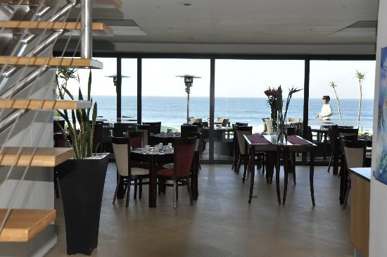 Canelands Beach Club: Dining area