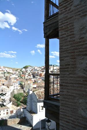 El Rincon de los Poetas: Vista desde los balcones del hotel.