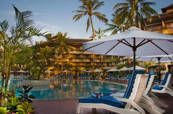 Sanur Beach Hotel: Lagoon Pool