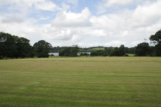 County Fermanagh, UK: Different views of Castle Coole and grounds.