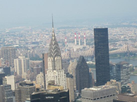 Is There A Cost To See The Chrysler Building