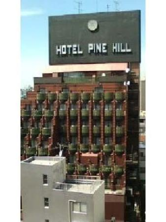 Hotel Pine Hill Ueno