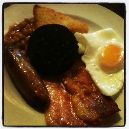 The Rock Hotel: Full Yorkshire Brekkie