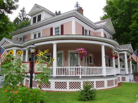 Haven Guest House Bed Breakfast Fair Haven Vt B B