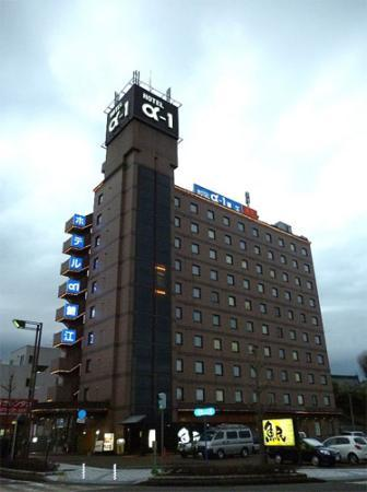 Hotel Alpha-One Sabae