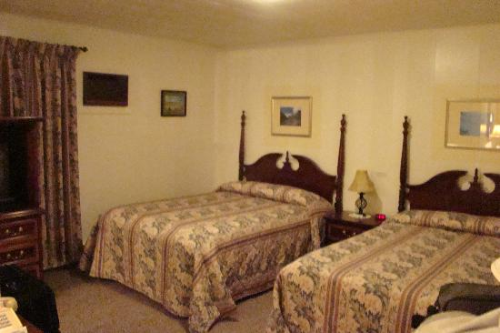 Profile Deluxe Motel: very comfortable beds