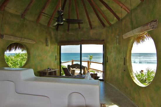 Suenos Tulum: interior of the MASTER SUITE