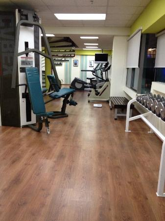 Somerset Orchard Singapore: Somerset Orchard Gym