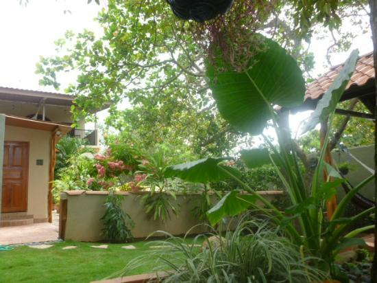 Cafe Limon Hotel: Private Gardens and Rancho