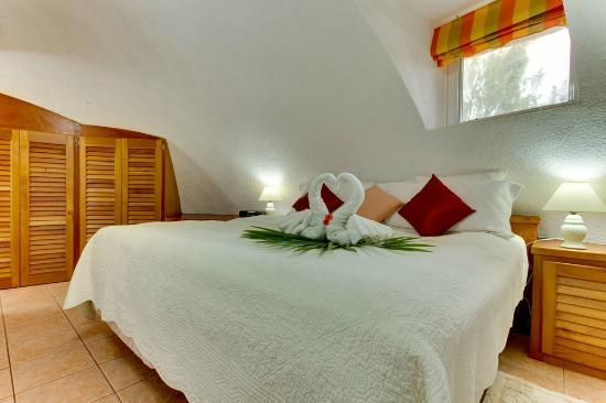 Xanadu Island Resort Belize: Large bedrooms