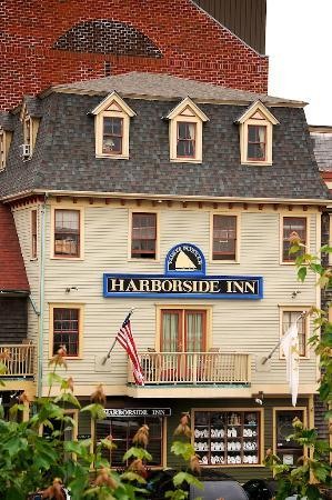 Harborside Inn: Harborside