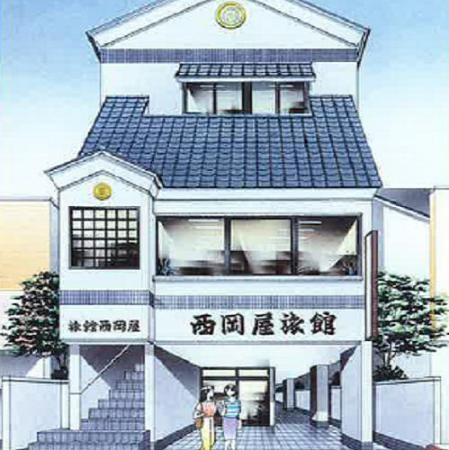 Nishiokaya Ryokan