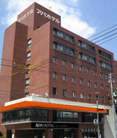 APA Hotel Okayama station East gate