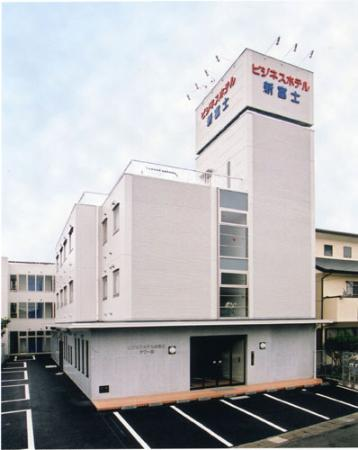 Business Hotel Shinfuji Tower-kan