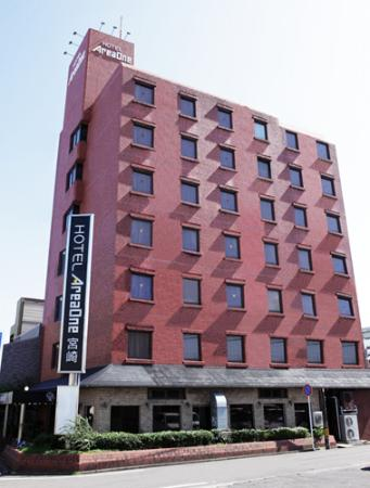 Hotel Areaone Miyazaki