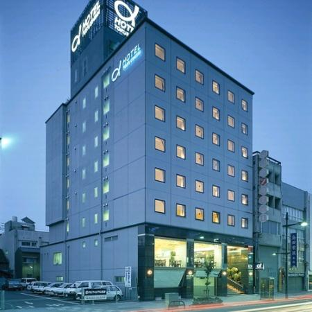 Alpha Hotel Tokushima