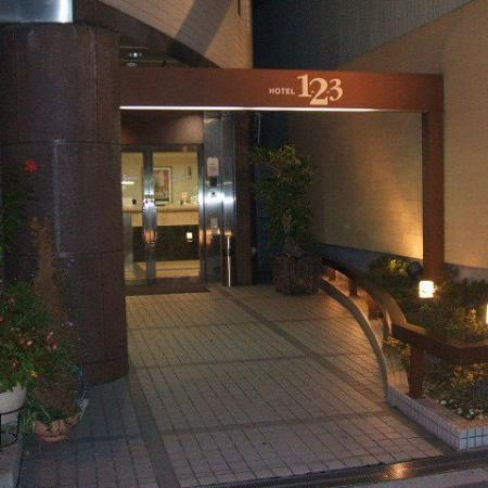 Photo of Hotel 1-2-3 Tennoji Osaka