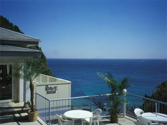 Photo of Beach Side House Wave Shimoda