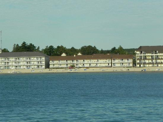 Super 8 Mackinaw City/Beachfront Area: View from the Municipal Dock