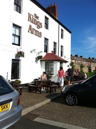 Northumberland National Park, UK: The Kings Arms, Seaton Sluice