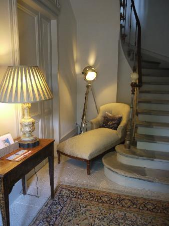 15 Grand Rue: Chair