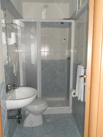 When In Rome Accommodation: Baño